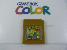 nintendo gameboy color: POKEMON gold version ** with new battery ** english