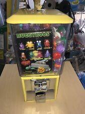 Northwestern Super 60 Yellow Bulk Vending Capsule Machine Gumball Candy Toys