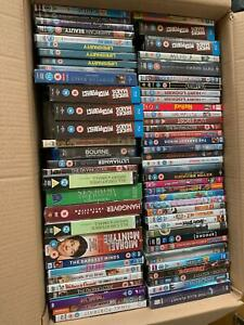 Wholesale DVD Joblot New Sealed Large Mixed Bundle Approx. 150+ RefID#4