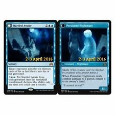 MTG STARTLED AWAKE FOIL EXC - RISVEGLIO SPAVENTATO - PROMO - MAGIC