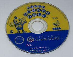 SUPER MONKEY BALL NINTENDO GAMECUBE GAME - DISC ONLY