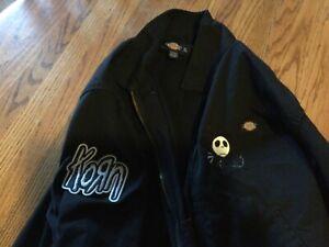 Rare Vintage 90s Dickies Jacket SIZE XL KORN