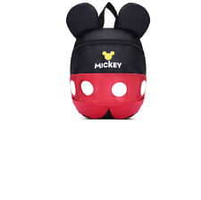 Boys/Girls Mickey Mouse Children Kindergarten Baby Kids Book Bags Backpacks1-3Y