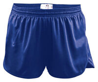 Badger Sportswear Mens Performance Elastic Waistband Polyester Track Short. 7272