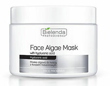 Bielenda Professional Anti Wrinkle Face Algae MASK with Hyaluronic Acid 190g