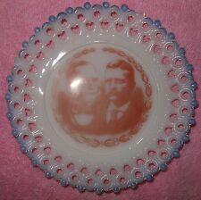 "William McKinley / Theodore Roosevelt  ""1900"" CAMPAIGN Jugate Glass plate RARE"