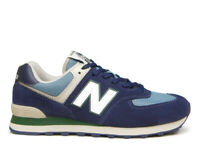 New Balance 574 Classic Men's Fashion Sneakers Casual Shoes (D) NWT ML574ERK