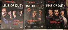 LINE OF DUTY - DVD - SERIES 1 2 & 3