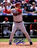 Signed 8x10 MARK REYNOLDS Arizona Diamondbacks Autographed photo- COA