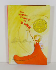 The Higher Power of Lucky by Susan Patron (Hardcover, Newbery Medal Winner)