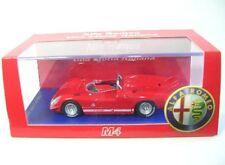 ALFA romeo 33.3 (1970) rouge