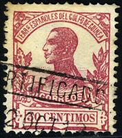 GUINEA 92 USADO  ALFONSO XIII