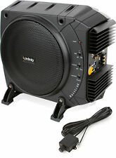"Infinity BassLink 200W RMS 10"" Class D Amplified Subwoofer Bass System"