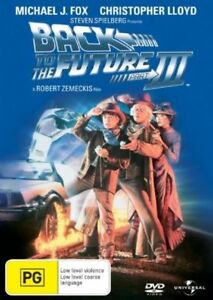 Back To The Future 3 DVD (PAL, 2005) VGC, FREE POST