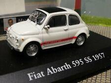 1/43 Fiat Abarth weiß ab 1957