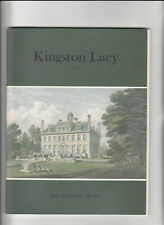 Guidebook For KINGSTON LACY, Dorset (1990)