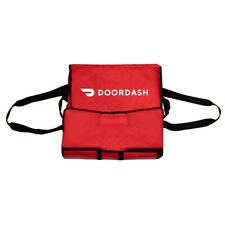Doordash Official Pizza Delivery Bag - Insulated Bag