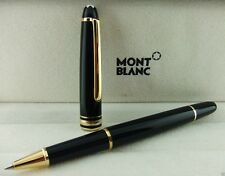 Brand New Montblanc Meisterstuck Classique M163 Rollerball Pen 12890