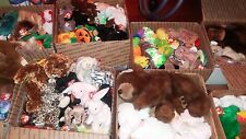 TY BEANIE BABIES~ 517~LOT ORIGINAL BUDDY PILLOW PALS CLASSIC RETIRED W/TAGS