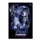 Avpr Aliens VS Predator Requiem Movie Silk Fabric Poster Print 12X18 24X36 inch