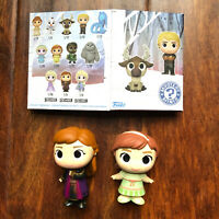 Funko Frozen 2 Mystery Mini: Young Anna 1/24 Adult Anna 1/6 Target Exclusive