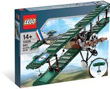 Retired Lego Creator 10226 Sopwith Camel British War Fighter Plane Building Set
