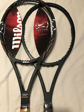 Wilson Black Pro Staff K 88 Racket (3x 4 3/8, 2x 4 1/2) Vincent Sampras 85