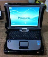 Panasonic ToughBook CF-19 MK6 i5 - 3320M / 4GB / 500GB Win 7