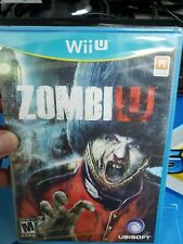 ZombiU (Nintendo Wii U, 2012) Brand New Sealed