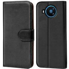 Book Case für Nokia 8.3 5G Hülle Flip Cover Handy Tasche Schutz Hülle Etui