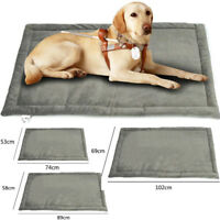 US Orthopedic Dog Bed Pet Lounger Deluxe Cushion Crate Foam Soft  For Large Dog
