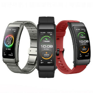 Original Huawei Band B6 Smart Wristband AMOLED Sport Watch Bluetooth Headset