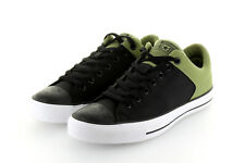 Converse Cons Star Player Ox Black Olive Green Textile Gr. 42,5 / 43,5 US 9