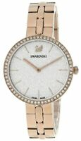 "SWAROVSKI Cosmopolitan SS Glittering Dial 1 1/4"" Women's Watch 5517794"