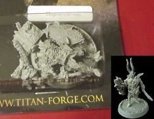 Titan Forge TFDK02 Daemonic Kingdom Magelord on Foot Chaos Sorcerer Mage Lord