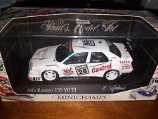 Minichamps 1/43 Alfa Romeo 155 V6 TI #26 DTM 1994 C. Struwe