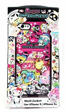 Sanrio Characters Tokidoki Shell Jacket Pink Case for iphone 5 & 5s Hello Kitty