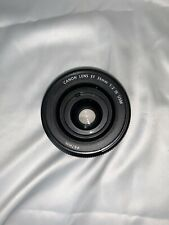Canon EF 35 mm f/2.0 IS UMS Wide Angle Lens
