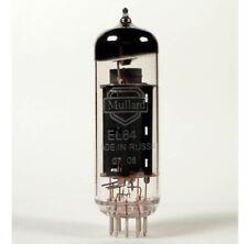 Factory Platinum Matched Quad Mullard El84 / 6Bq5 vacuum tubes Nib new