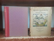 Old Queen Elizabeth / A Swedish Princess Book Journey Manuscript 1565 Yoyage +