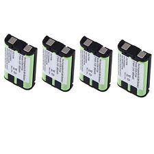 4x Battery NiMH for Panasonic KX-TG2346 KX-TG2355 KX-TG2356 CPH-496 CPH496