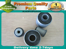 4 FRONT LOWER CONTROL BUSHING FORD EDGE 07-11 LINCOLN MKX 07-11