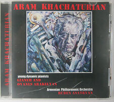 Aram Khachaturian Duo Maestoso - Gianeh and Ovane CD 2004 Maestosopro