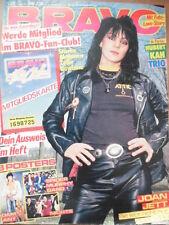 BRAVO 23- 1982 (5) Joan Jett Queen AC/DC Adam Ant Spider Murphy Gang NICHTS Trio