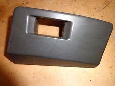 Toyota Supra MK3 1991-92 Pass Power Window Switch Cover shadow grey 74231-14101