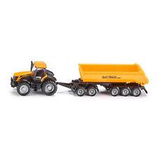 Siku 1858 JCB Traktor mit  Dolly & Kippmulde Maßstab 1:87 NEU! °