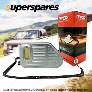 Ryco Transmission Filter for Audi A4 B7 A8 D3 ZF/6HP26 Trans plastic oil pan