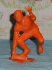 vintage Marx orange Hunchback Of Notre Dame plastic figure