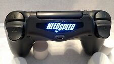 PlayStation 4 PS4 Controller Need For Speed Led Light Bar Decal Sticker !!!