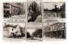 P.C Multiview Six Views Of Gainsborough Lincolnshire R P Excellent Condition